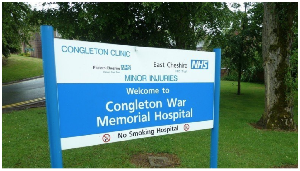 Save Congleton War Memorial Hospital