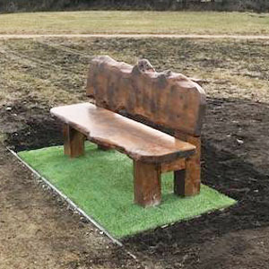 Rhead's Meadow benches