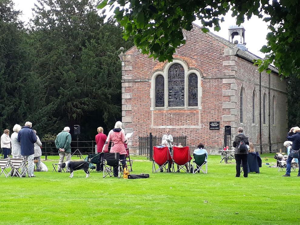 animal service somerford chapel